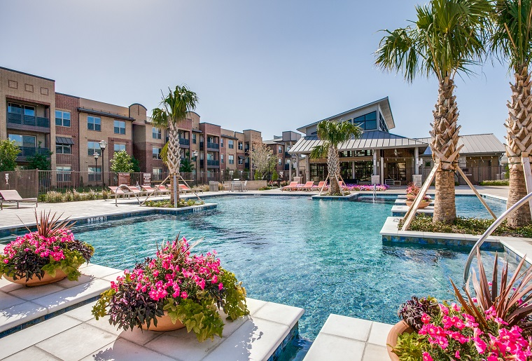 Commons of Chapel Creek Multifamily